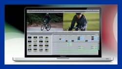 Screen shot of Final Cut Pro