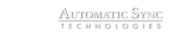 Automatic Sync Technologies' CaptionSync logo