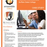Ensemble Video Case Study - Buffalo State