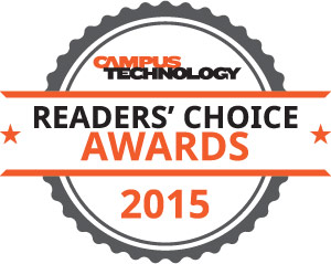 campus tech readers choice award