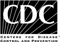 CDC government logo