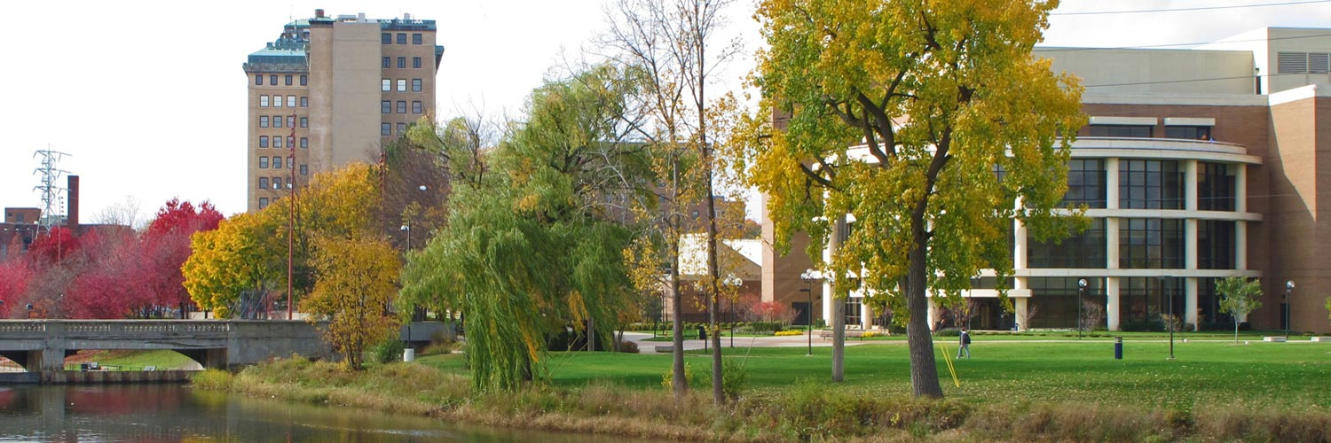 higher education campus